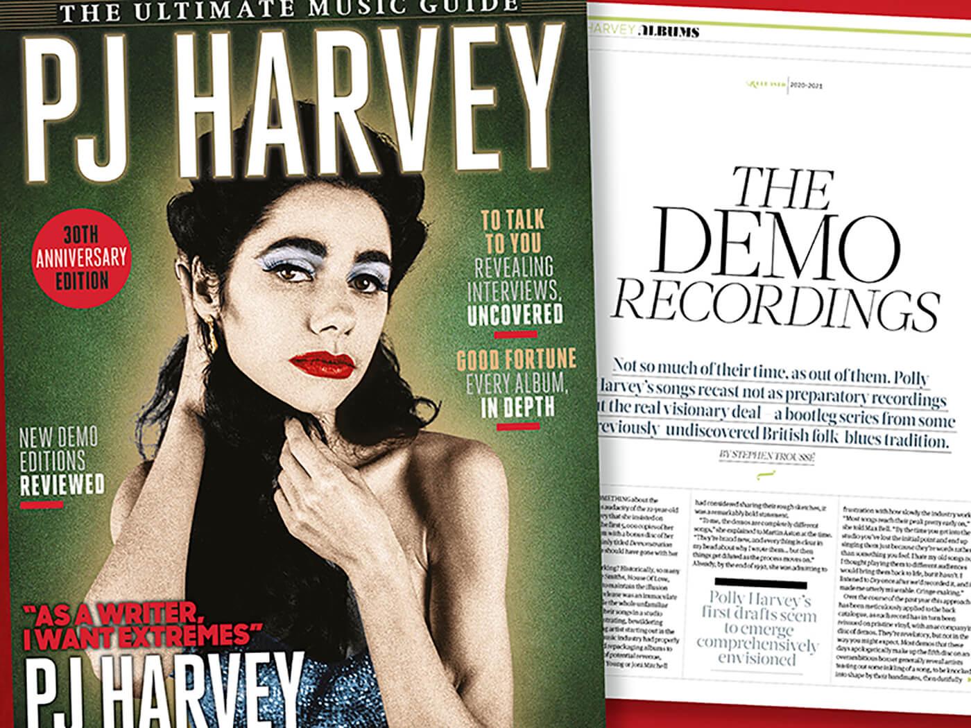 PJ Harvey Ultimate Music Guide