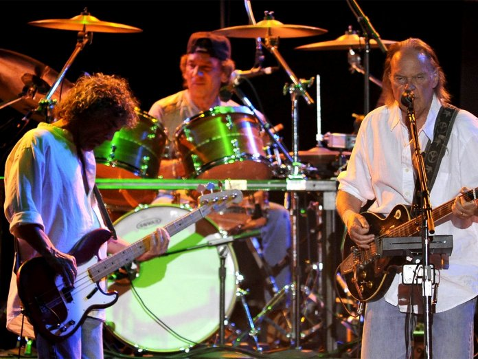 Neil Young Crazy Horse new album