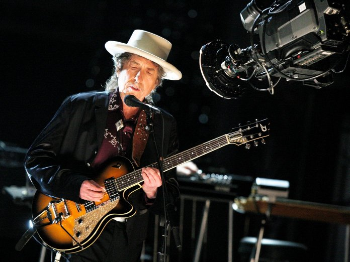 Bob Dylan Shadow Kingdom