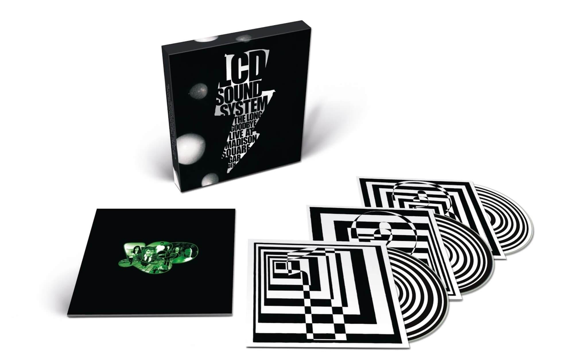 LCD soundsystem box set the Long Goodbye