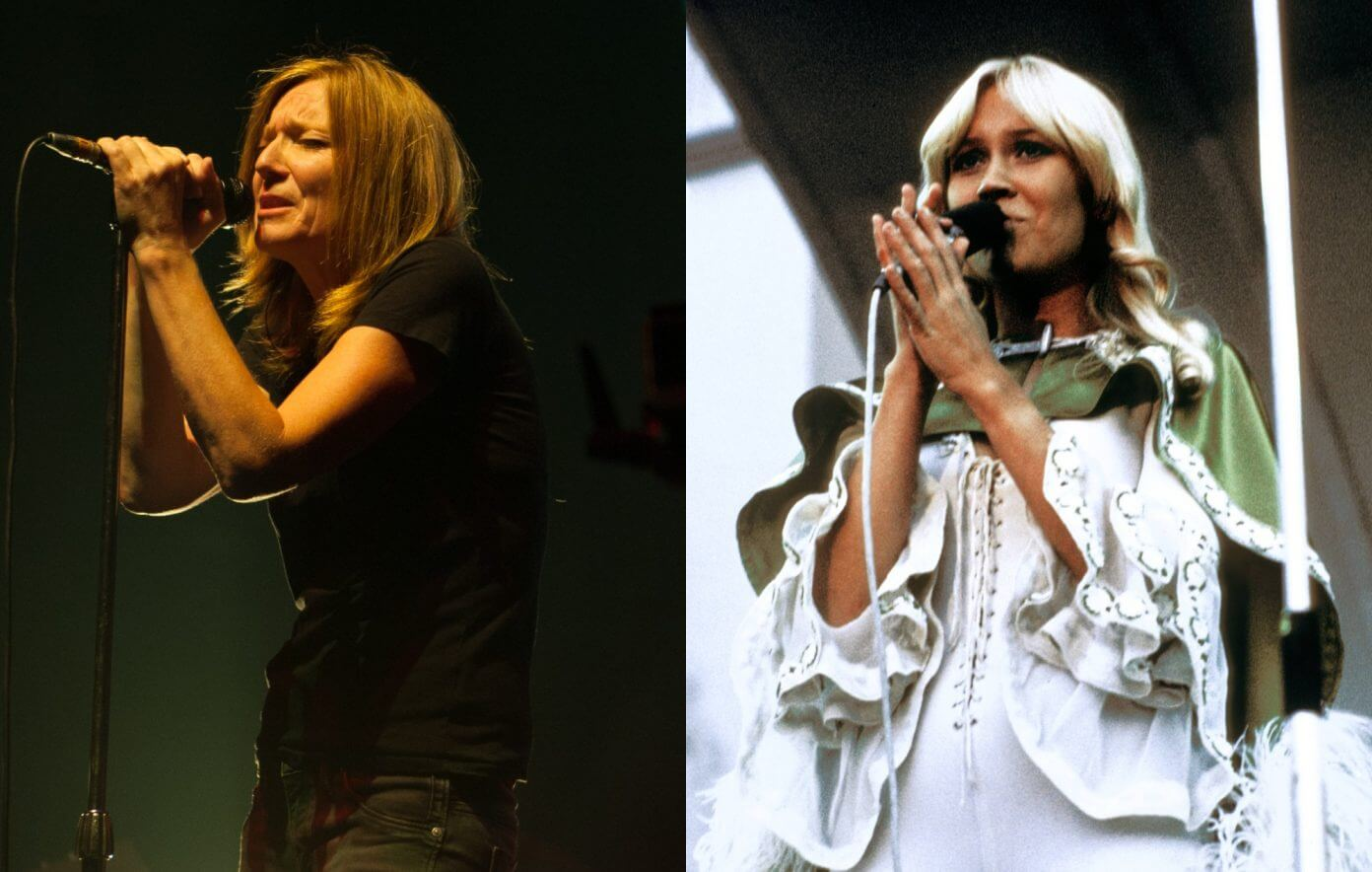 Portishead ABBA SOS cover Mind Soundcloud