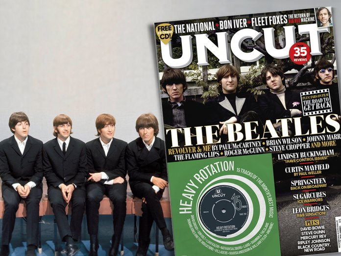 the beatles revolver uncut september 2021 issue