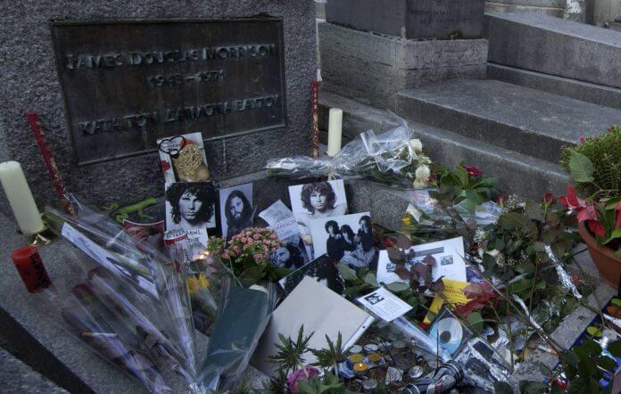Jim Morrison death anniversary