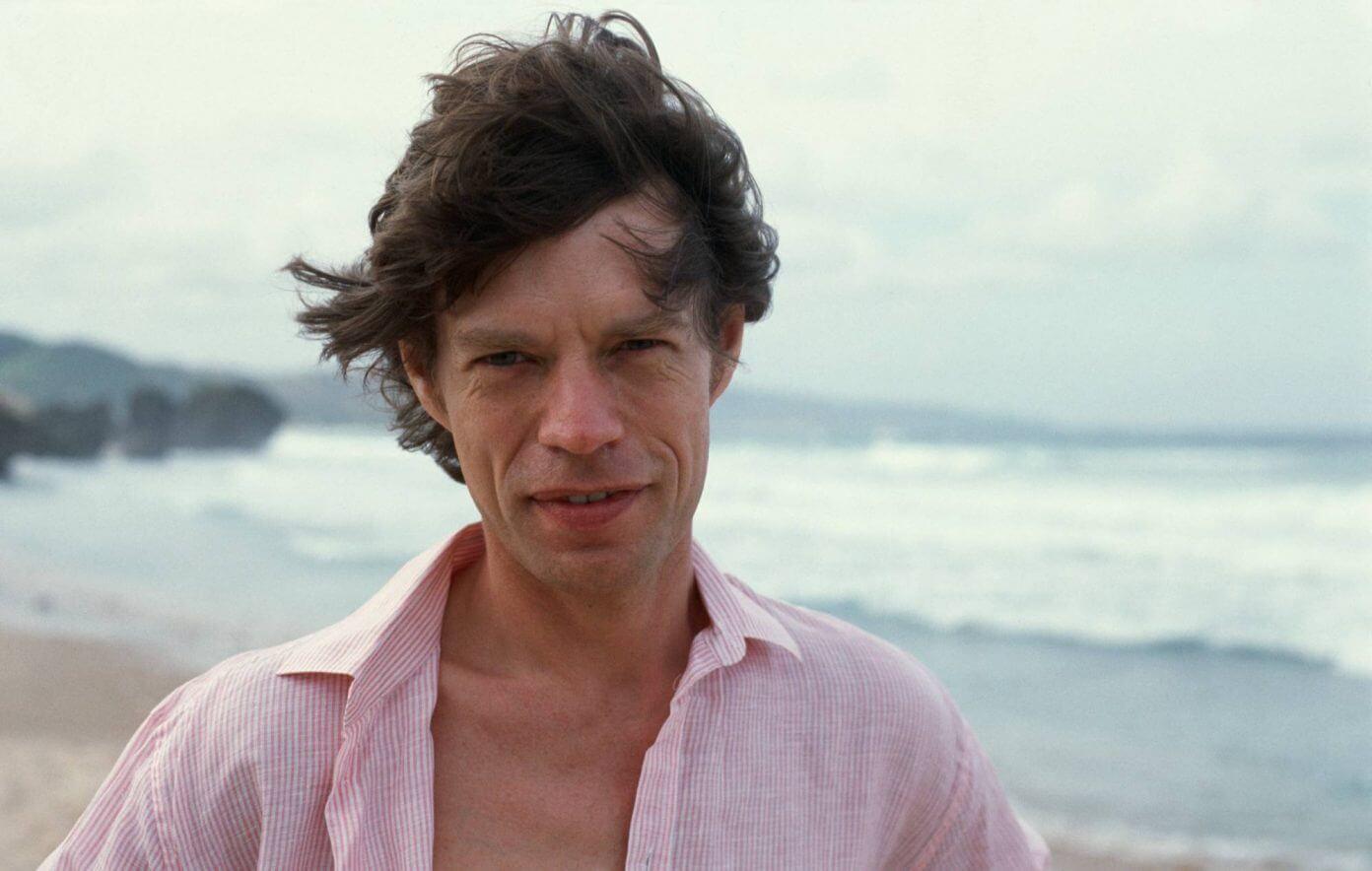 Mick Jagger autobiography