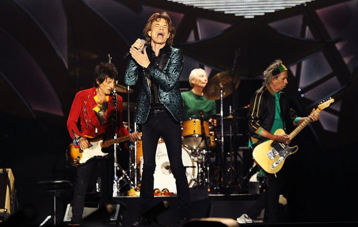 Rolling Stones first show of 2021 tour dedicated to late drummer Charlie Watts