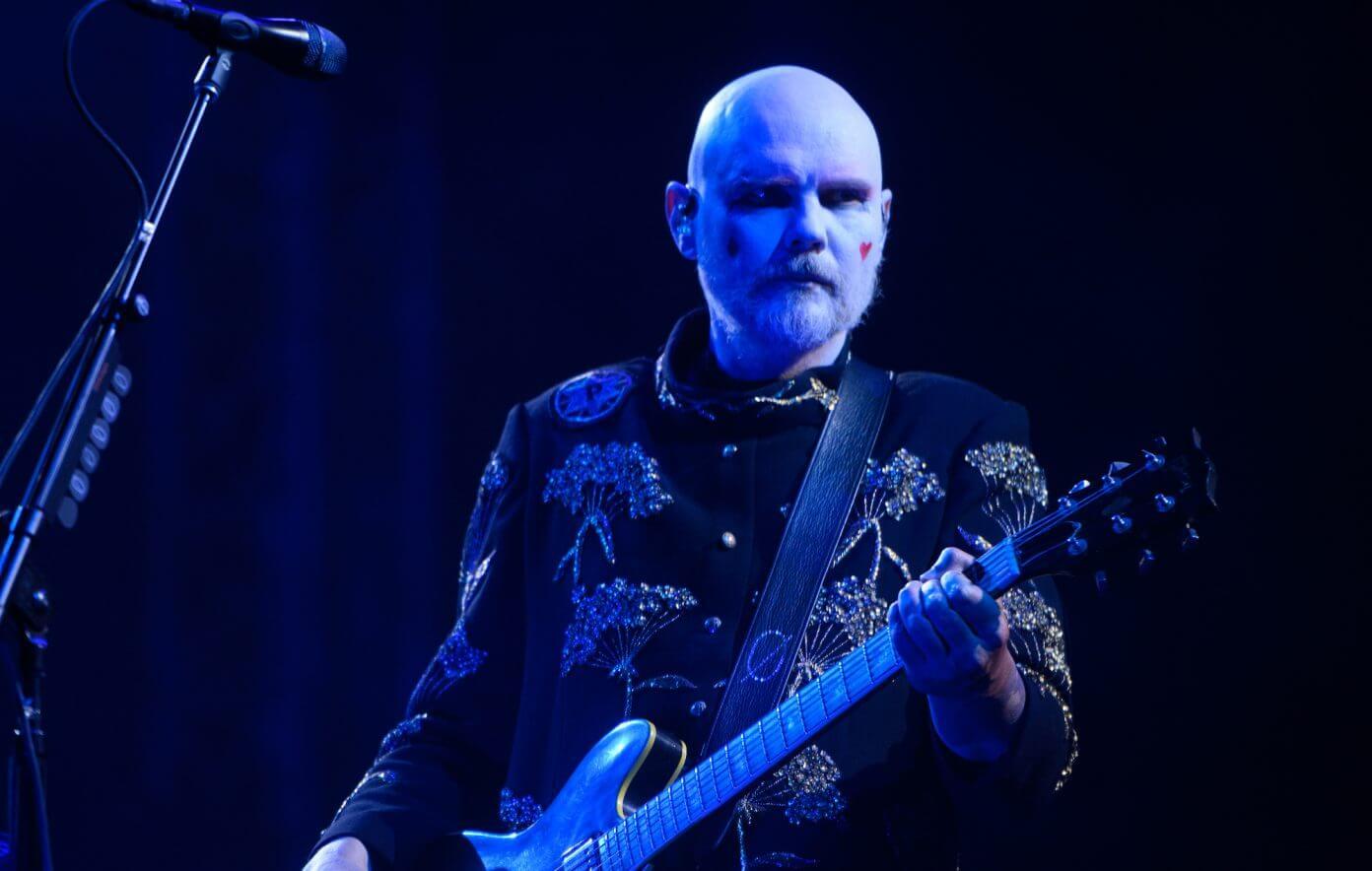 Watch Billy Corgan perform pre-Smashing Pumpkins songs and rarities