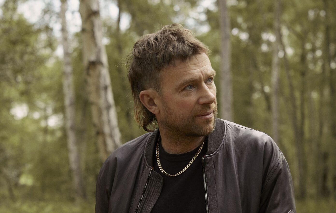 """Damon Albarn shares love for South America on new song """"The Tower Of Montevideo"""""""