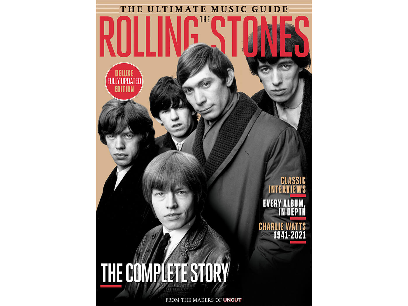 The Rolling Stones – The Ultimate Music Guide