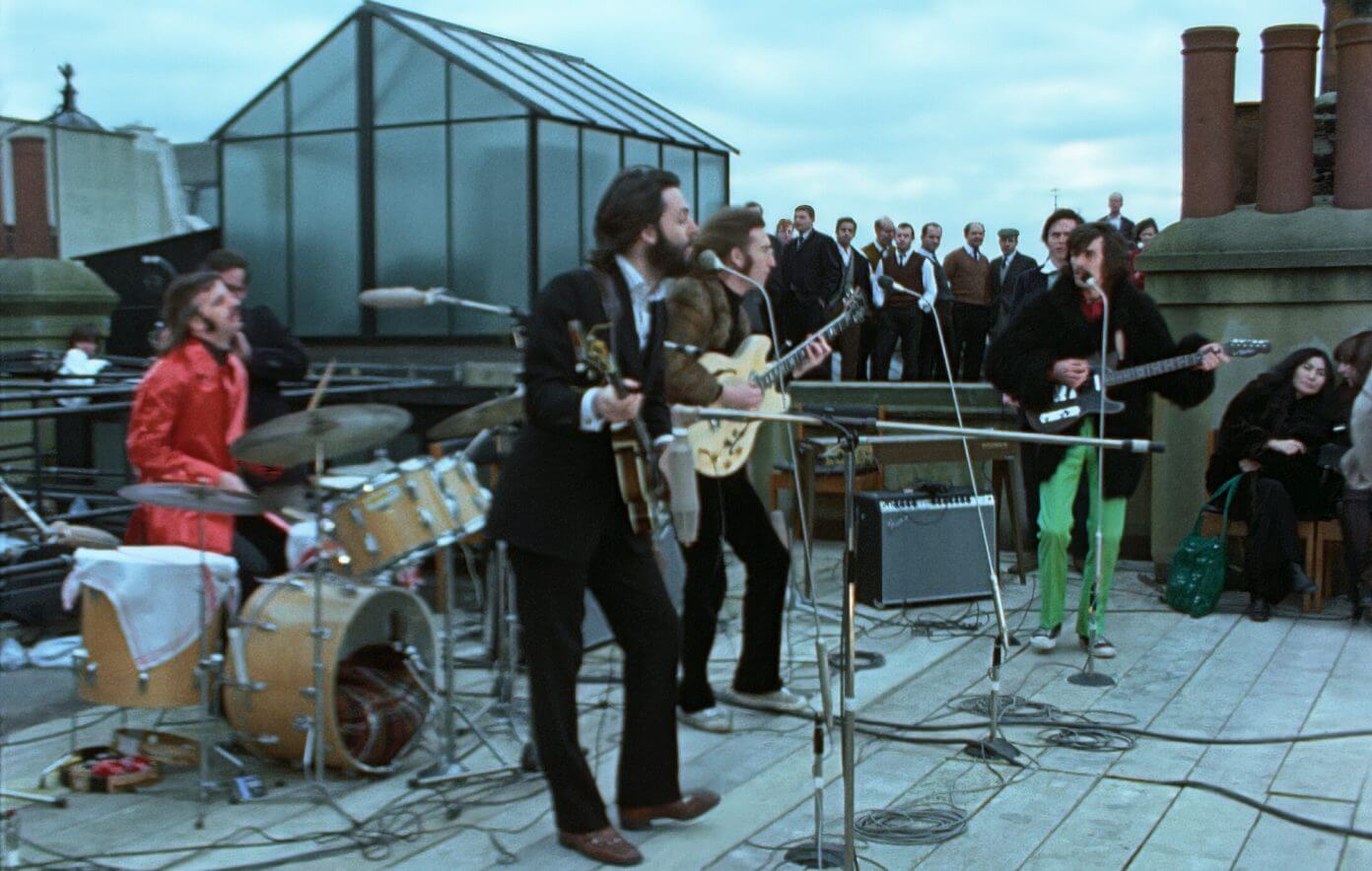 Watch the first trailer for Peter Jackson's new Beatles docuseries