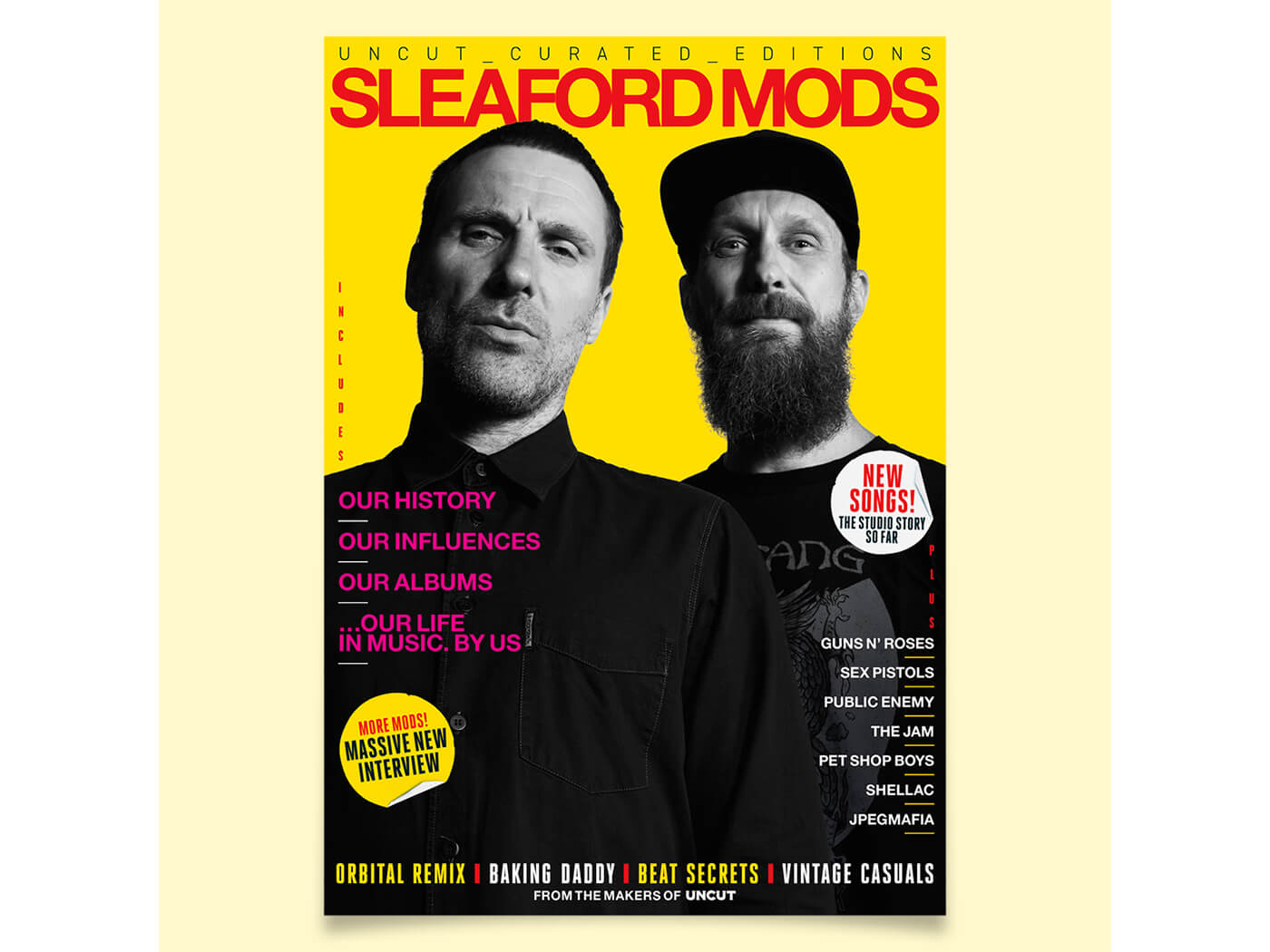 Curated By Sleaford Mods